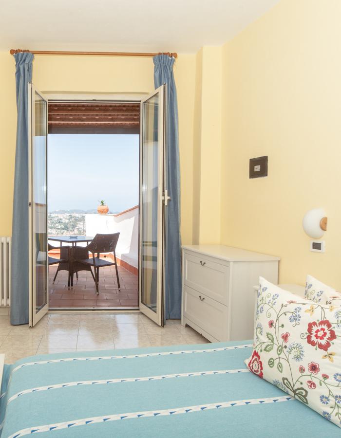 Snapshot della camera vista mare comfort